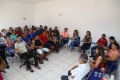 Em ação no Câmpus de Augustinópolis, reitora reforça diálogo aberto com comunidade acadêmica