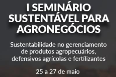 Unitins abre inscrições para I Seminário Sustentável do curso Tecnólogo em Agronegócio do Câmpus Paraíso
