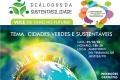 """Primeira edição do projeto """"Diálogos da Sustentabilidade"""" acontece nesta terça, 25"""