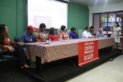 I Seminário da Região Norte em defesa da Seguridade Social tem participação da Unitins