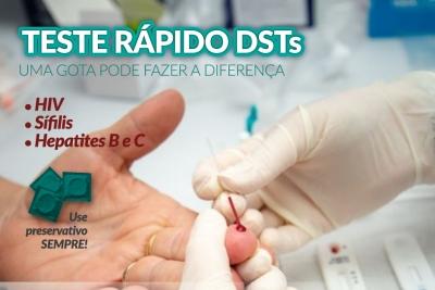 Câmpus Palmas recebe ação de prevenção e diagnóstico de DSTs na próxima semana