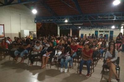 Câmpus do Bico do Papagaio promovem programação especial para receber acadêmicos