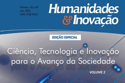 """Novo dossiê temático da Humanidades & Inovação discute """"Ciência, Tecnologia e Inovação para o avanço da sociedade"""""""