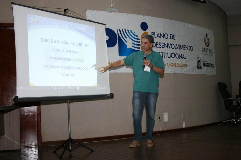 Audiência PDI em Palmas.