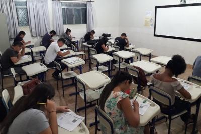 Acadêmicos de Ciências Contábeis participam de simulado preparatório para o Enade no Câmpus Dianópolis