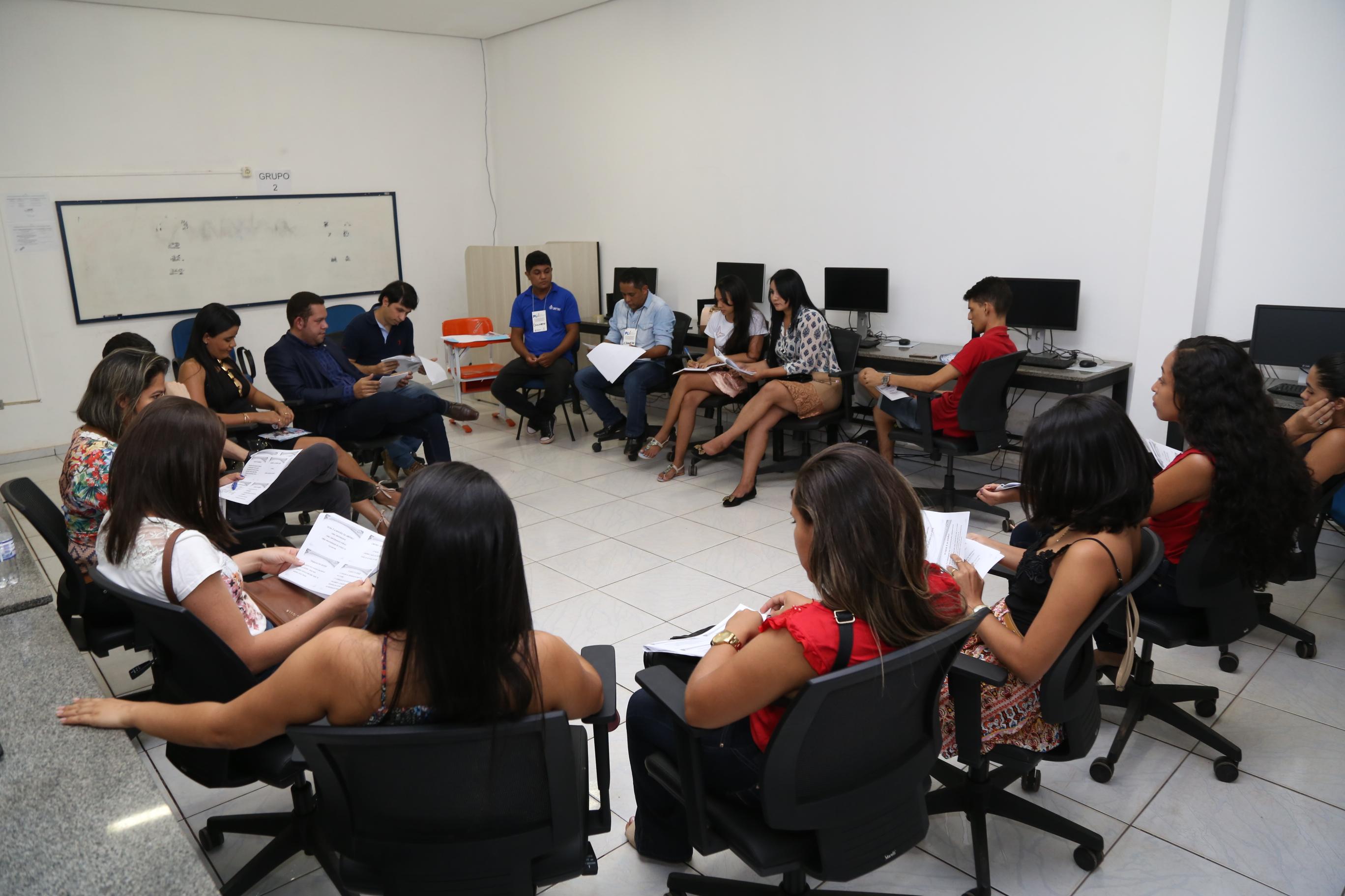 Audiência PDI em Araguatins.
