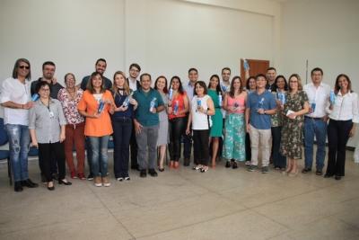 Professores do Câmpus de Palmas participam da Acolhida Pedagógica 2019