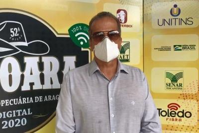 Professor da Unitins participa da XV Semana Tecnológica da Exposição Agropecuária de Araguaína
