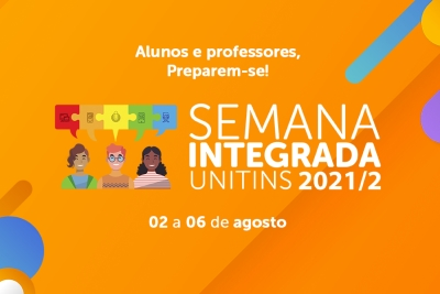 Unitins prepara Semana Integrada com programação direcionada para professores e estudantes