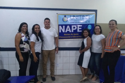 Nape do Câmpus Araguatins realiza reunião para apresentar dados e traçar estratégias