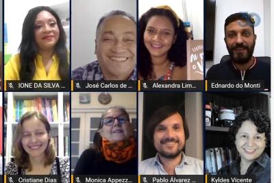 Pesquisadores debatem dossiê sobre Infância, Artes e Patrimônios Educativos da revista Humanidades & Inovação