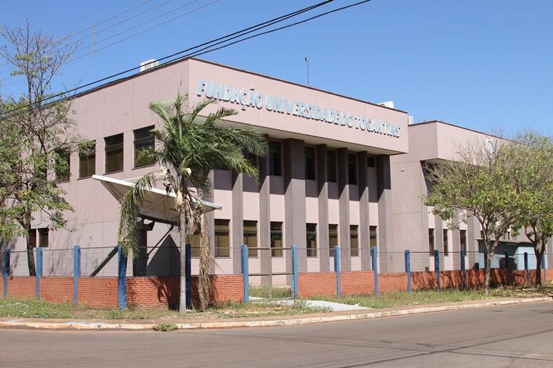 Sede administrativa da Unitins em Palmas