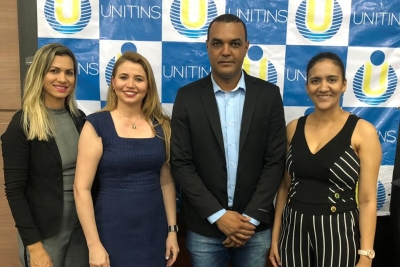 Unitins firma convênio com a Câmara Municipal de Dianópolis para realização de estágio obrigatório