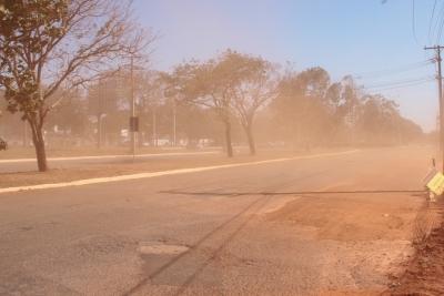 Meteorologista da Unitins informa início da transição do período chuvoso para a estiagem no Tocantins