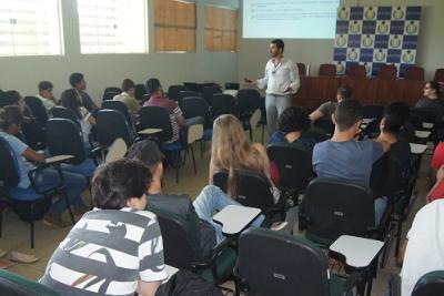 Engenharia Agronômica recebe calouros com orientações sobre vida acadêmica e mercado de trabalho