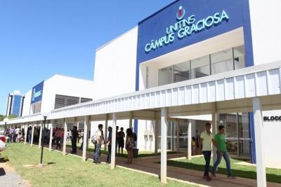 Unitins lança terceira chamada do Vestibular e do SISU 2019/2 para o Campus de Palmas