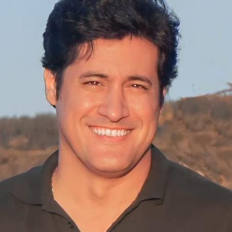Foto pessoal de MARCOS JOSÉ DE ALMEIDA MATIAS