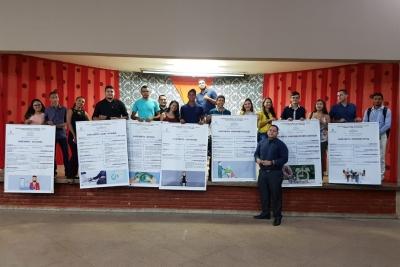 Mostra de Seguridade Social encerra semana de avaliações dos acadêmicos do Câmpus Augustinópolis