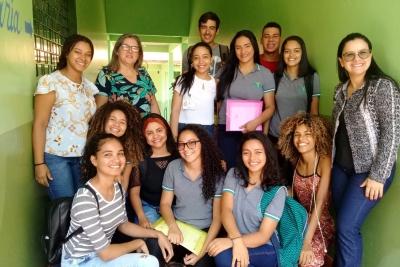 Acadêmicos e docentes de Pedagogia fazem visitas a escolas para realização de estágio supervisionado