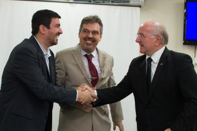 Unitins e Receita Federal firmam parceria para implantação de Núcleo de Apoio Fiscal e Contábil em Augustinópolis