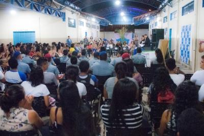 Cursos de Pedagogia e Letras promovem encontro para debater desafios educacionais