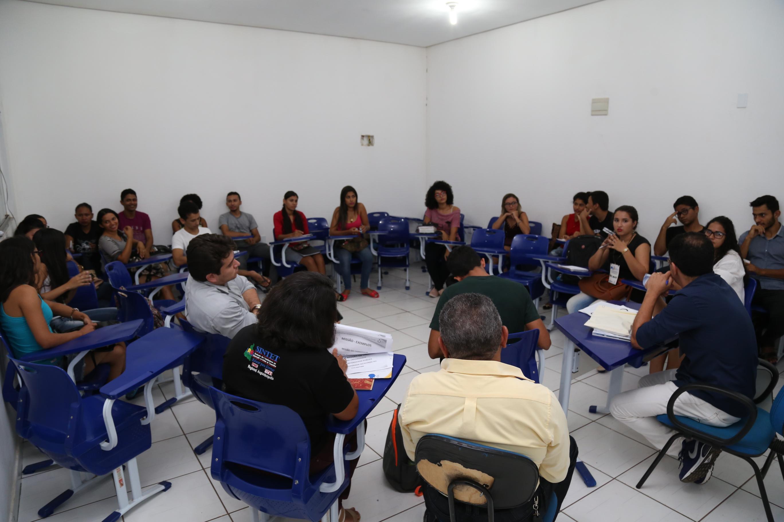 PDI - Audiência Participativa em Augustinópolis