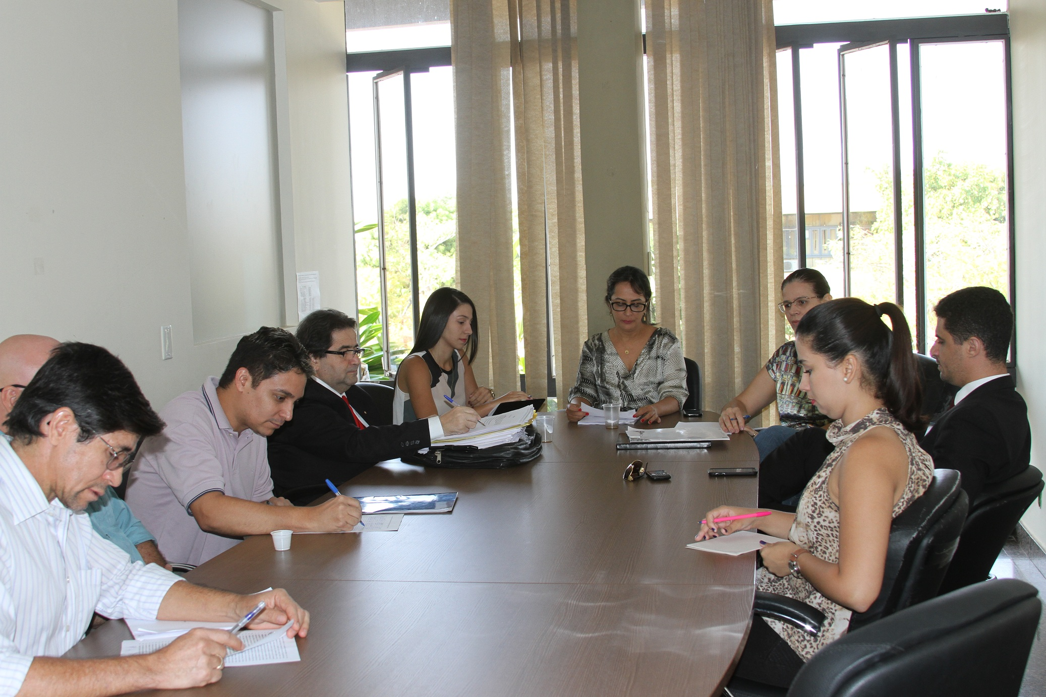 Unitins possui representação no Conselho Penitenciário do Tocantins
